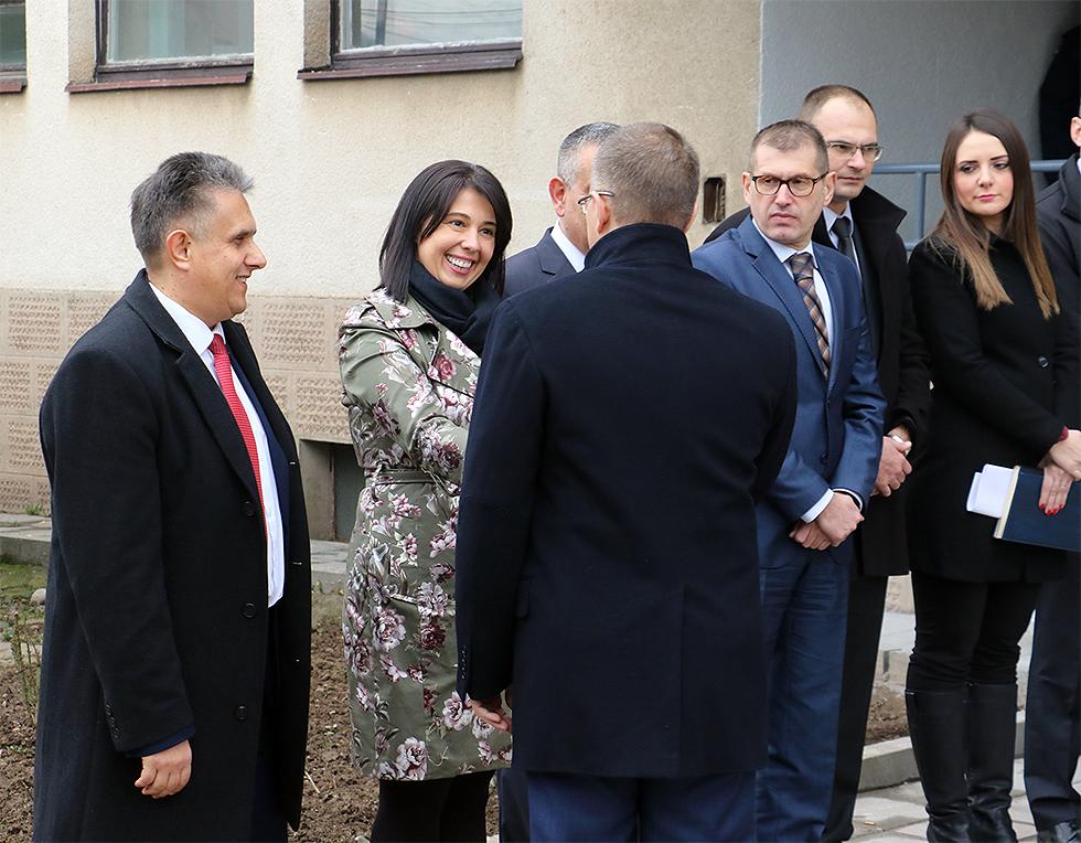 Predsednica opštine u susretu sa ministrom Stefanovićem