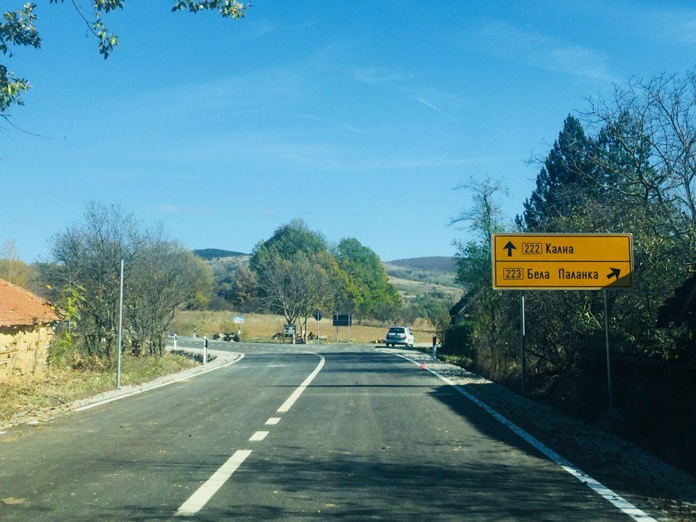 Novoizgrađeni put do Stare planine preko Svrljiga, foto: M. Miladinović, Svrljiške novine