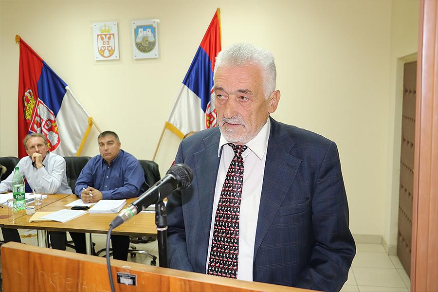 Raco Mentović SPS, foto: M. Miladinović