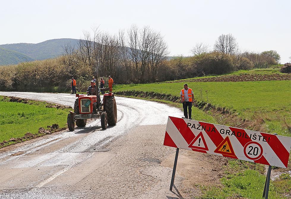 Rekonstrukcija puta prema Gojmonvcu šansa za razvoj turizma