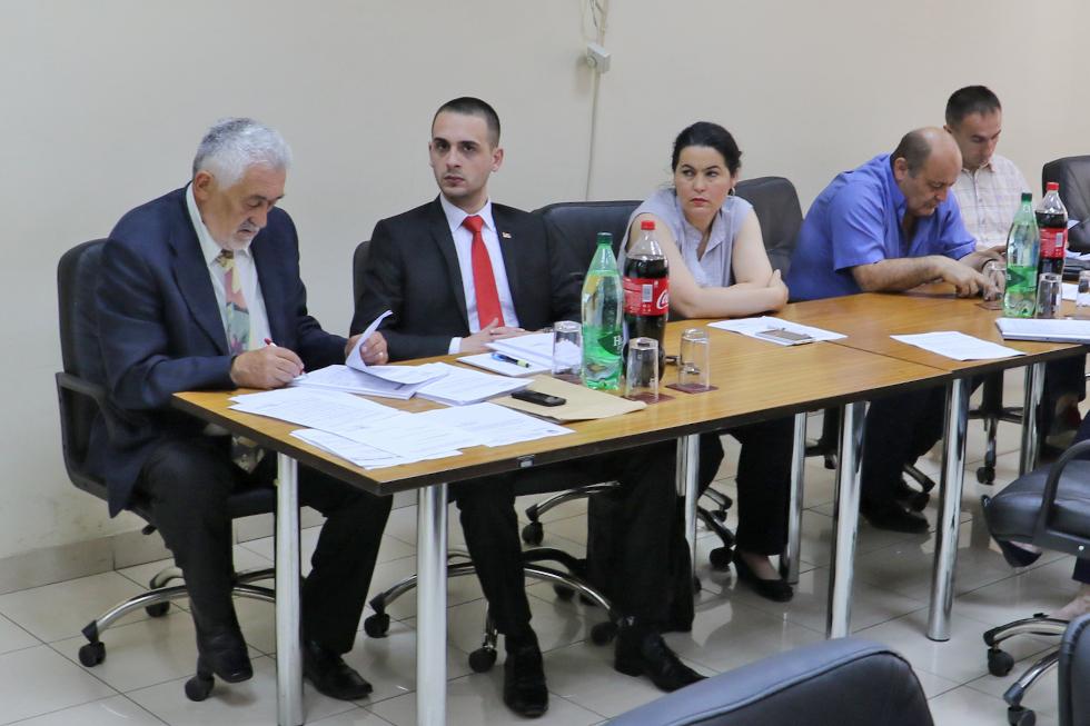 Odbornička grupa SPS-NS-NSS, foto: M. M. / Svrljiške novine