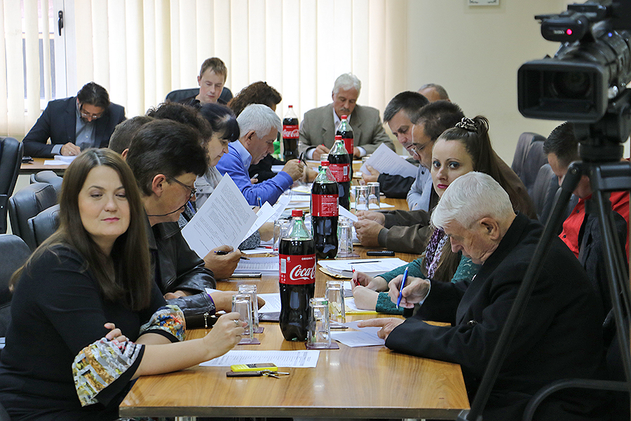 Odbornici vladajuće većine, foto: M. Miladinović