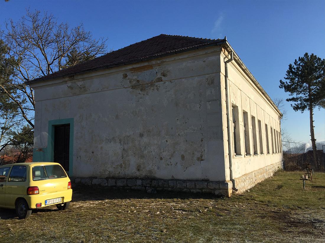 Seoska škola u Prekonogi