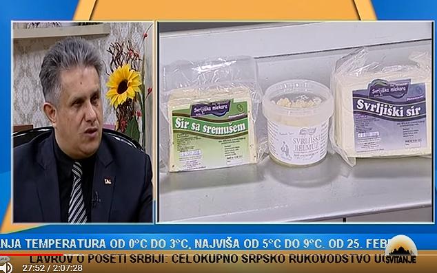"""Miletić na TV PINK o """"Danima Svrljiga u Beogradu"""""""