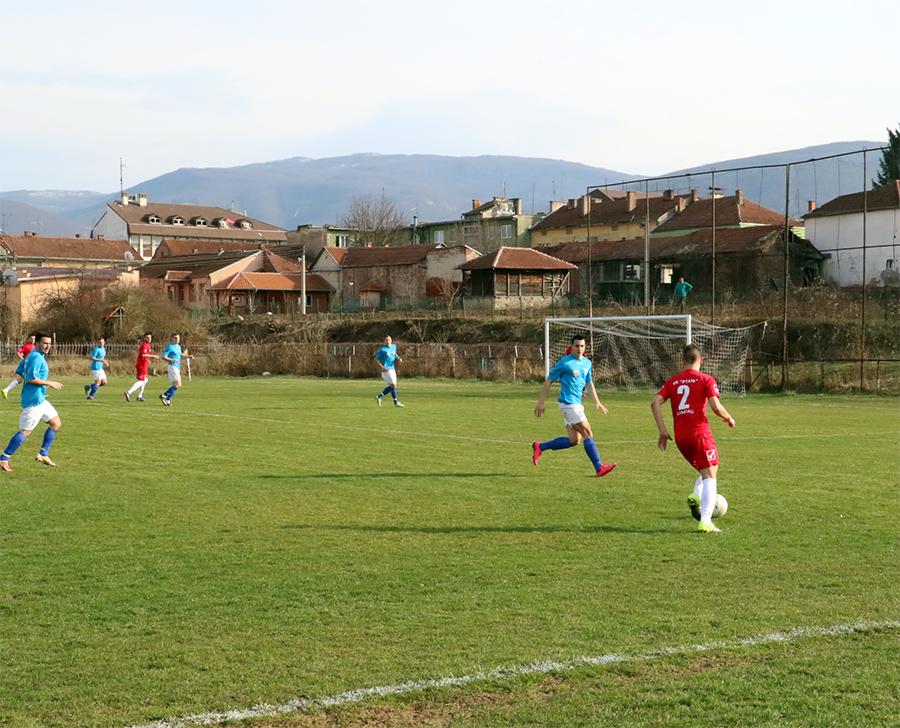"FK ''Svrljig"" nastupa sutra na svom terenu"