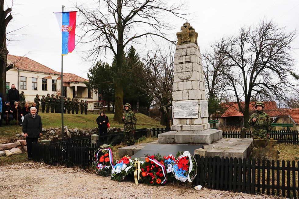 Obeležena 101. godišnjica od učešća i stradanja Svrljižana u Topličkom ustanku
