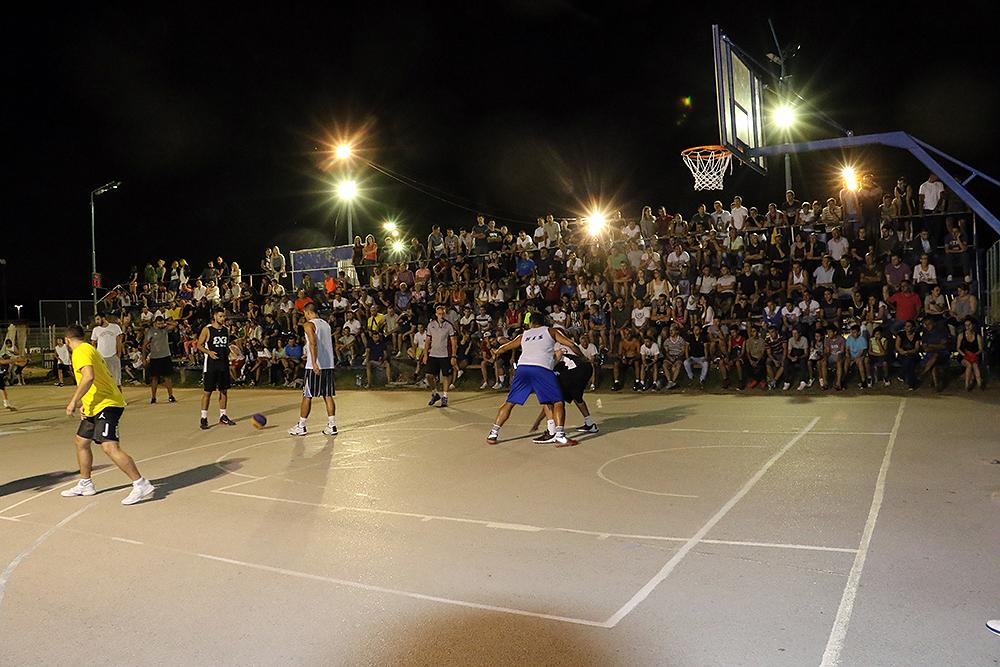 """Veliki broj ljubitelja košarke na završnici """"Turnira u basketu"""""""