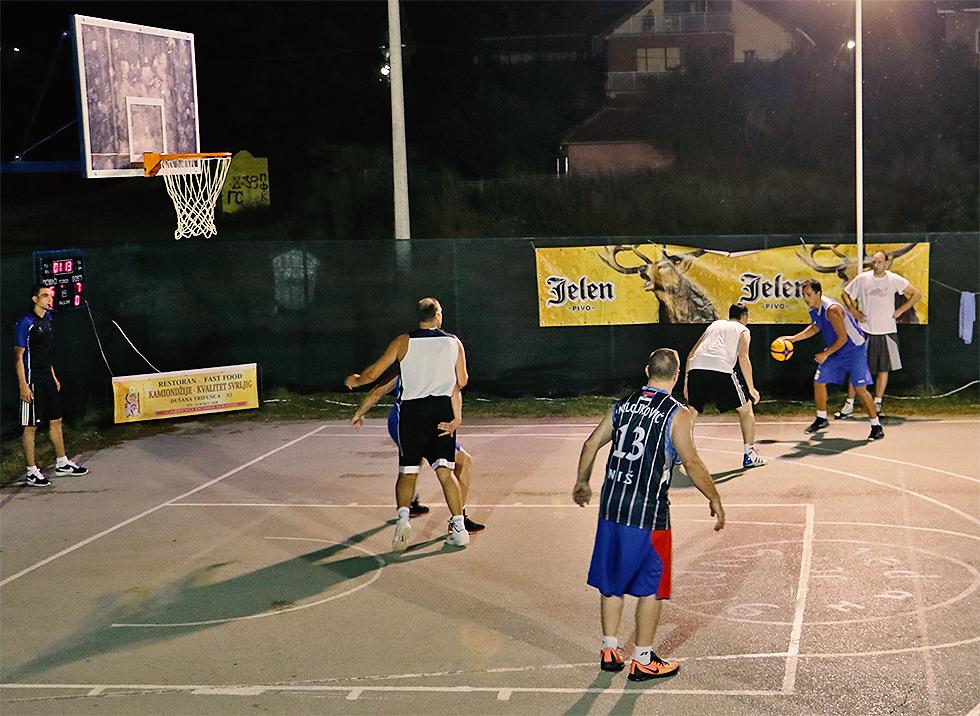 Počeo VIII turniru u basketu u Svrljigu