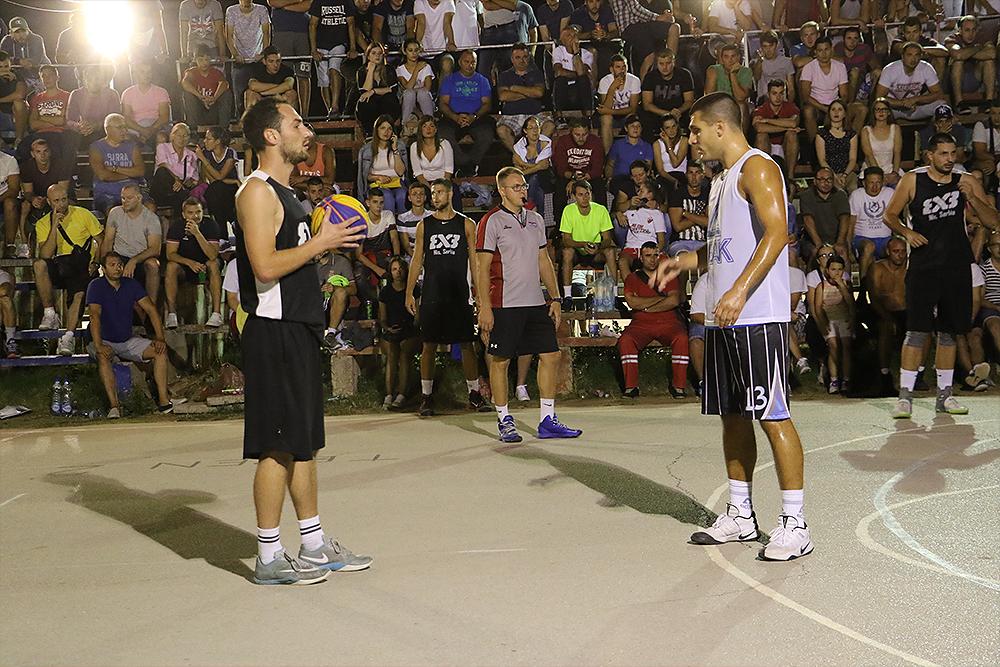 Detalj sa finalne utakmice, foto: M. Miladinović, Svrljiške novine