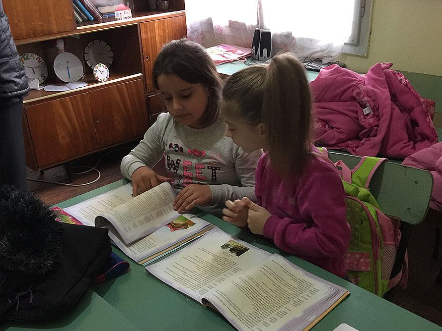 Ucenici OKRUGLICA