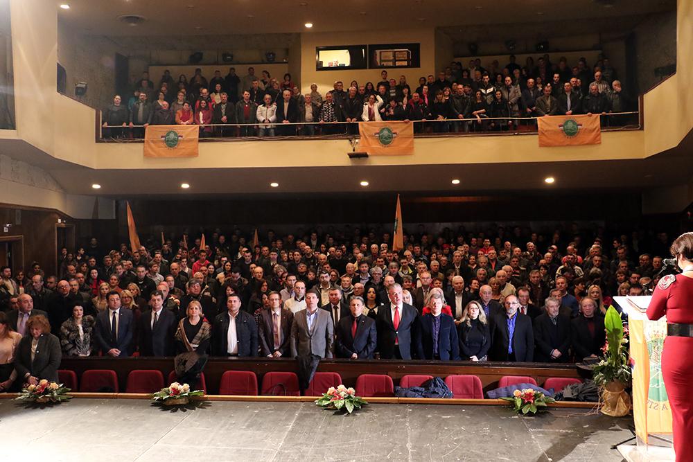 Ujedinjena seljačka stranka obeležila značajnu godišnjicu