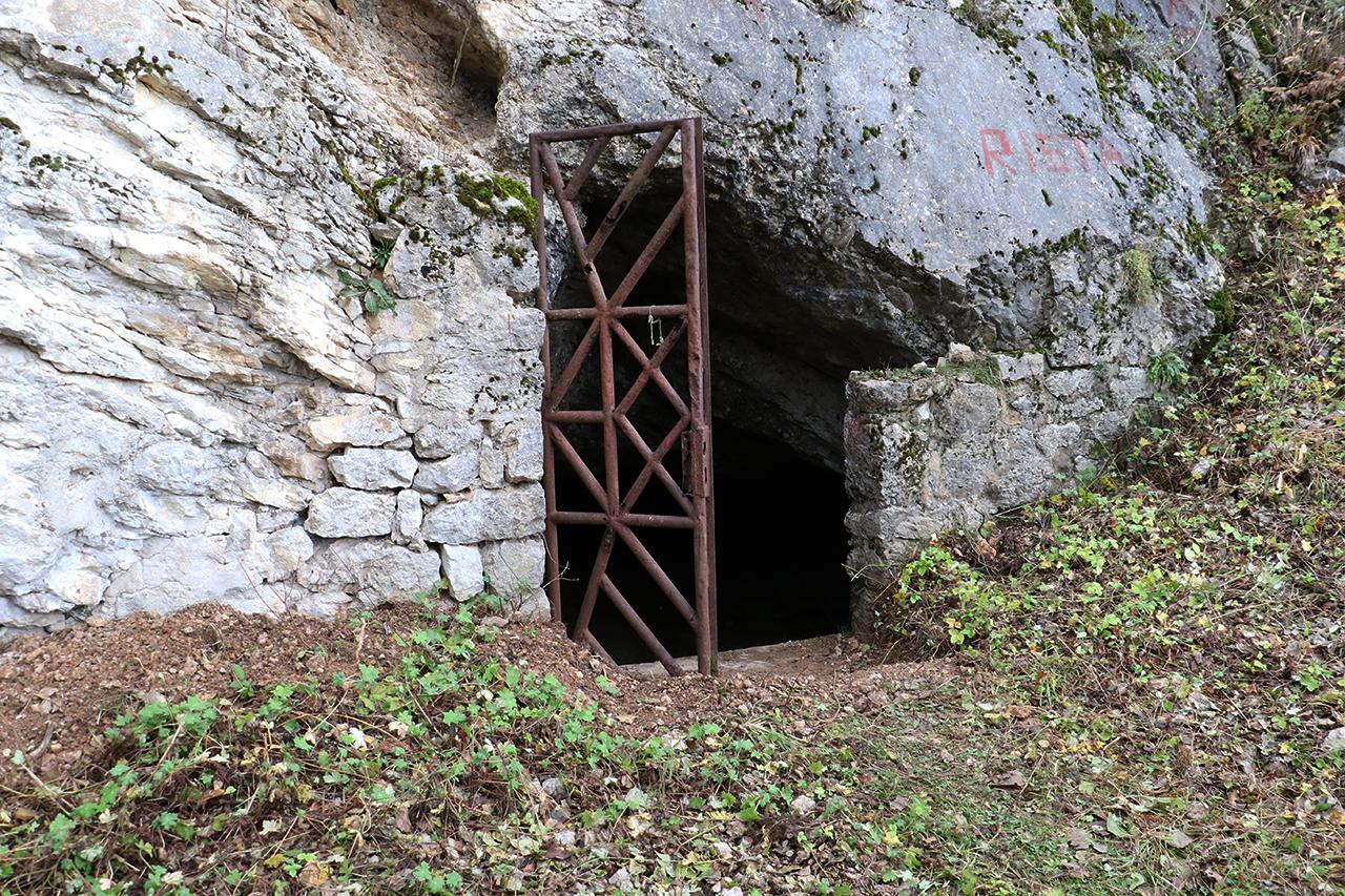 Uređenje prilaza do Prekonoške pećine