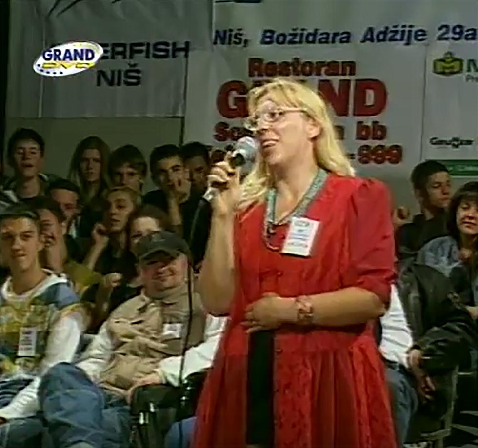 "Svrljižanka na audiciji ""Zvezde Granda"" (VIDEO)"
