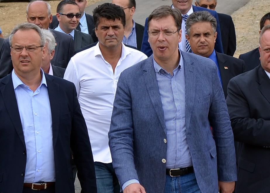 Vučić: Penzioneri zaslužni za dobre rezultate koje je Srbija postigla