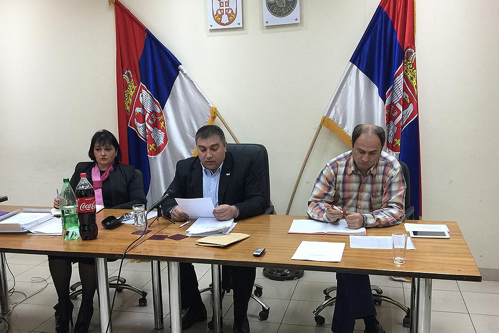 Sednica Skupštine opštine Svrljig, foto: Svrljiške novine