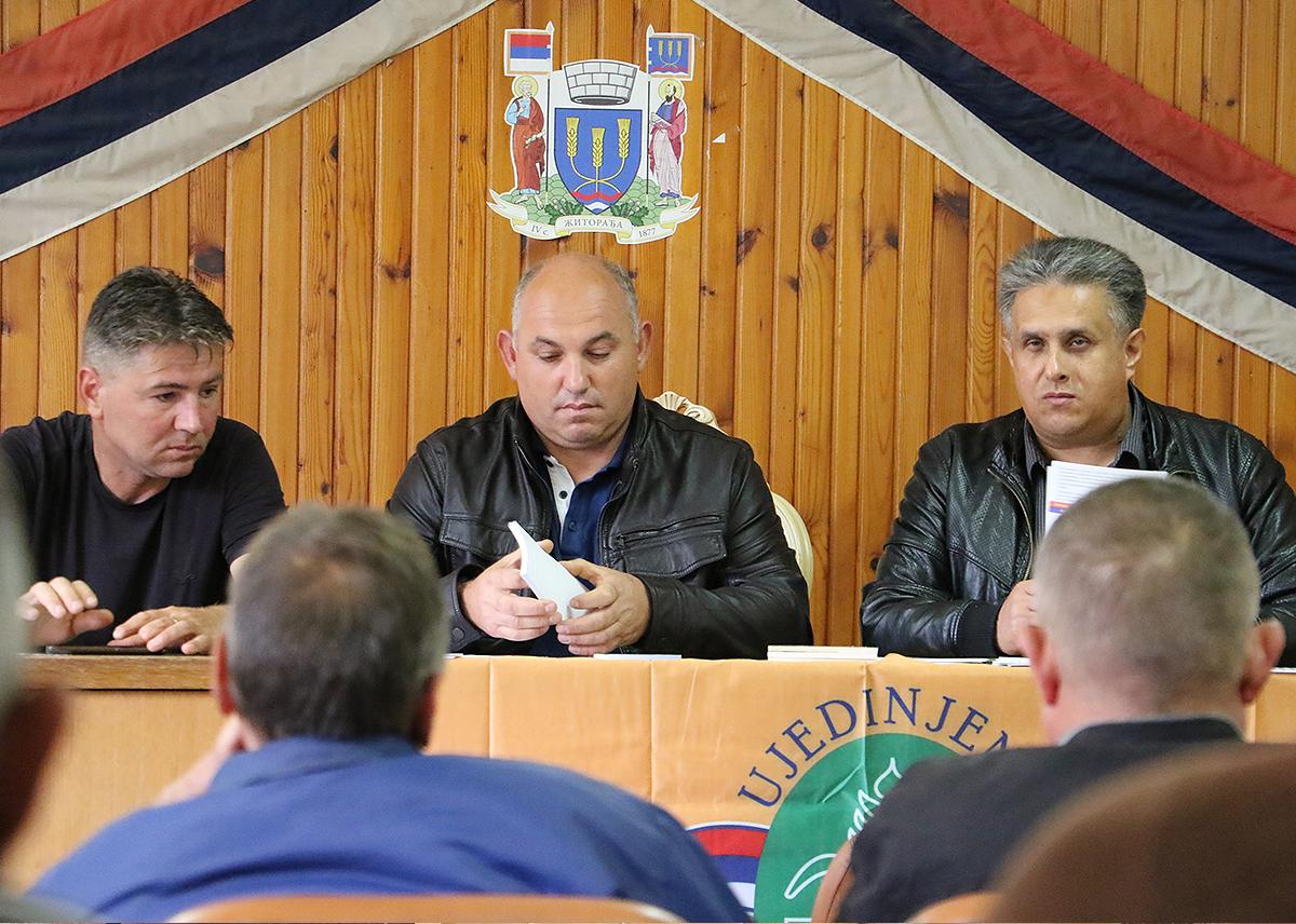 Odbornici Nove Srbije iz Žitorađe prešli u Ujedinjenu seljačku stranku 1