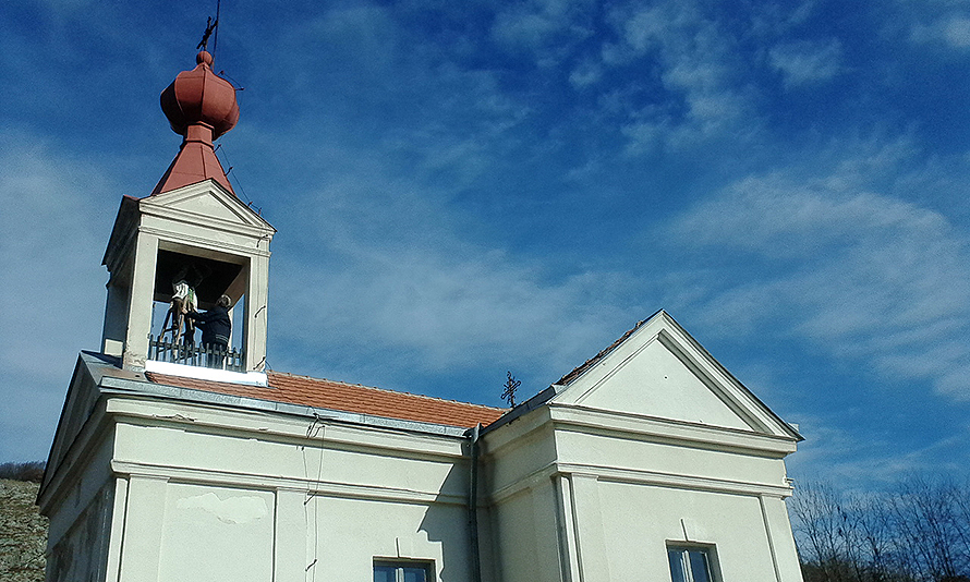 Začulo se crkveno zvono u Lalincu