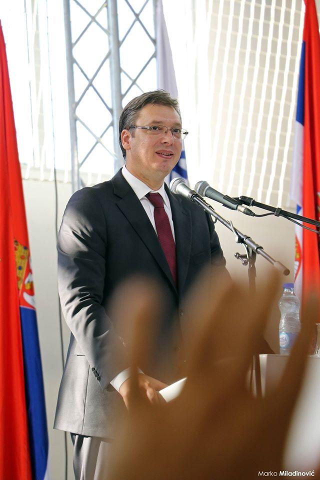 Vučić i zvanično novi predsednik Srbije