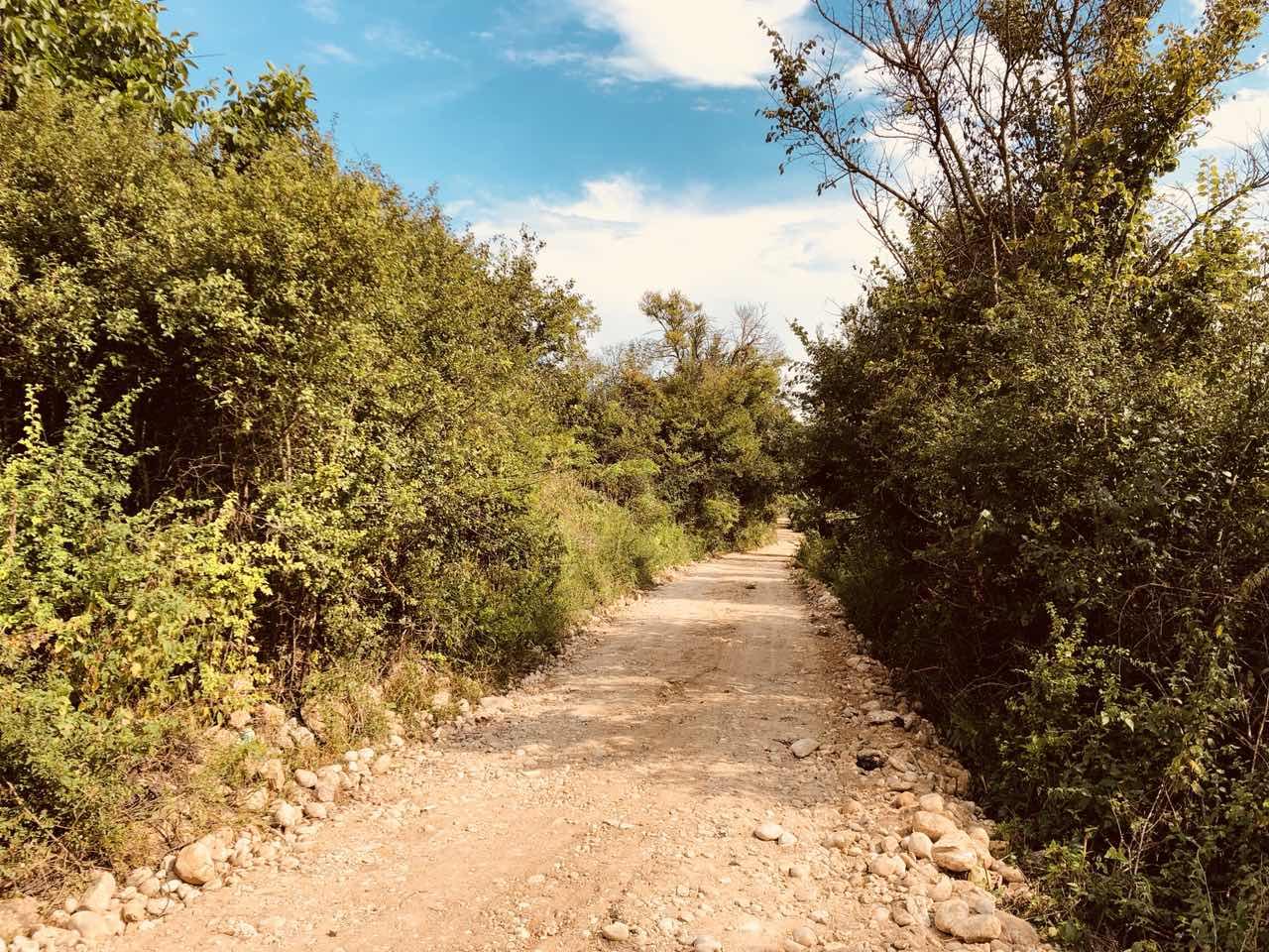 Atarskim putem povezana naselja Niševac i Šljivovik