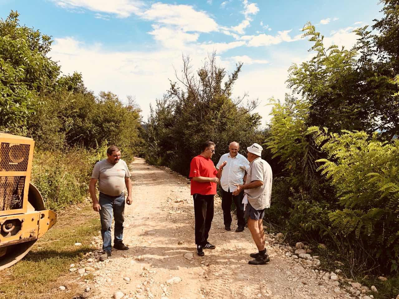 Atarski put, Niševac - Šljivovik, foto: M.L.