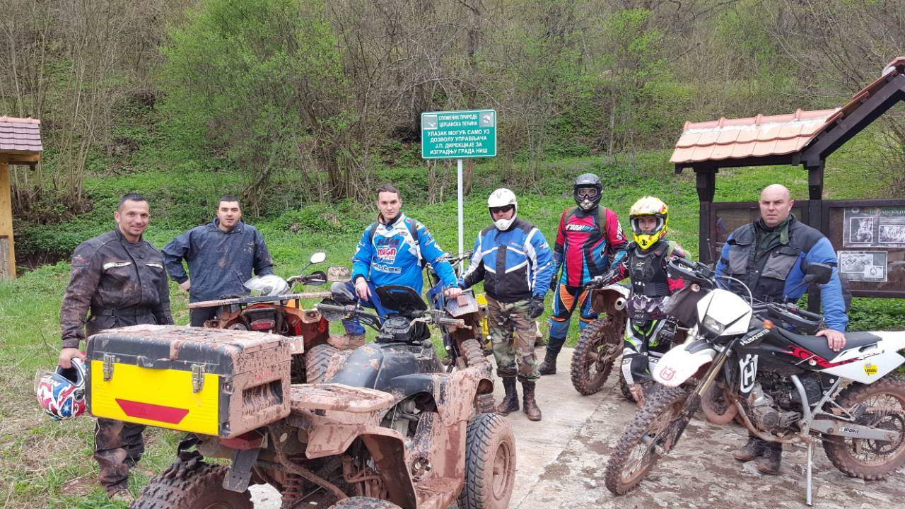 Članovi ''ATV'' kluba, foto: S.M.