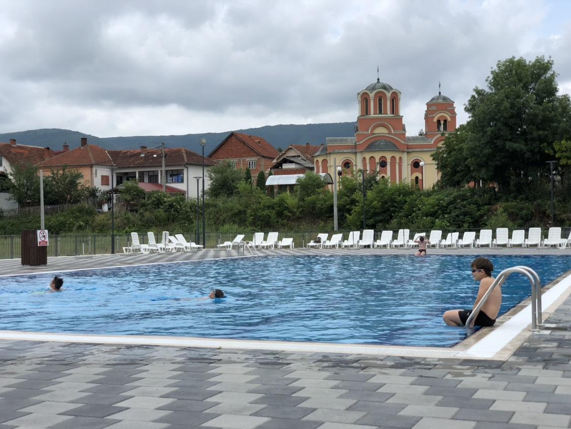 Otvorena kupališna sezona u Svrljigu