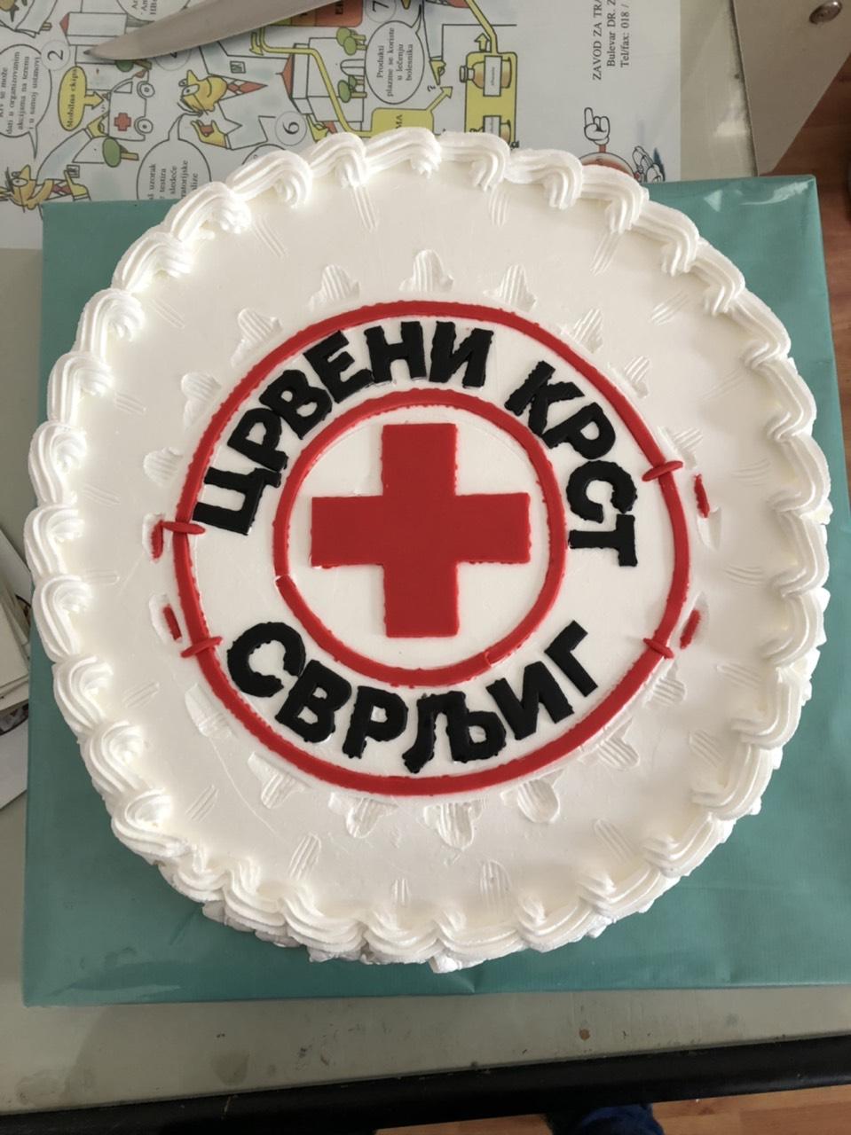 ck svrljig torta