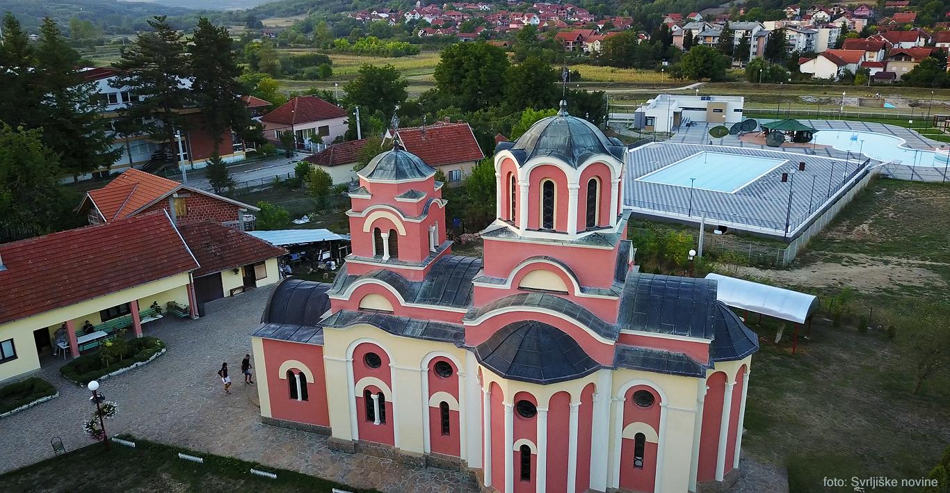 SVRLJIŠKA TV: Crkva Svetog cara Konstantina i carice Jelene (VIDEO)