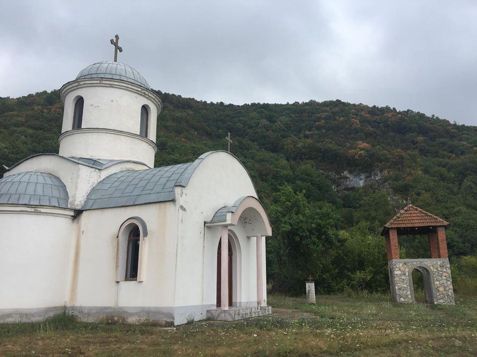 Hram Svete Trojice u Prekonogi