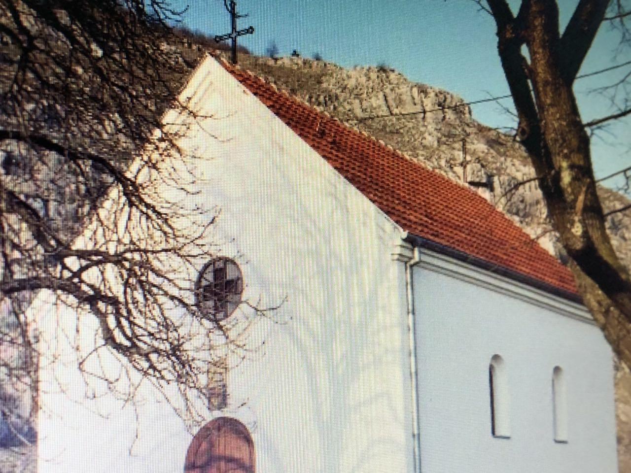 Hram Svetog proroka Ilije u Niševcu