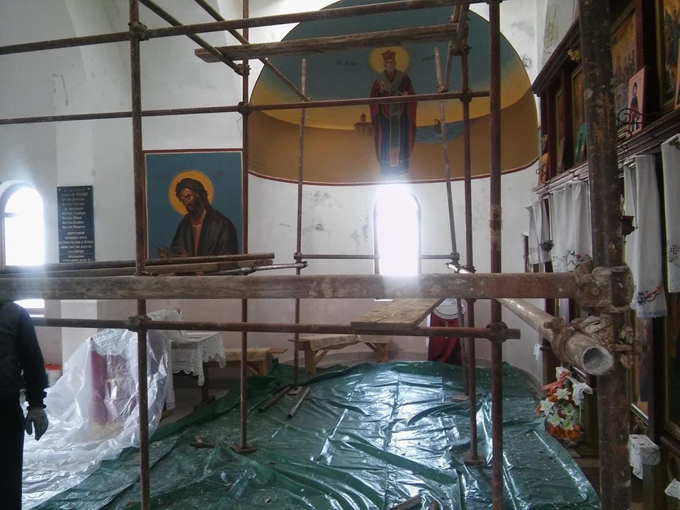 Počela sanacija crkve Sv. Trojice u Prekonogi