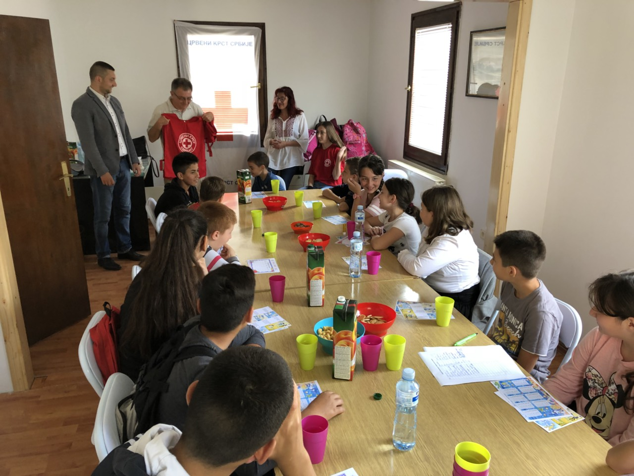 Obeležena Nedelja Crvenog krsta i u Svrljigu