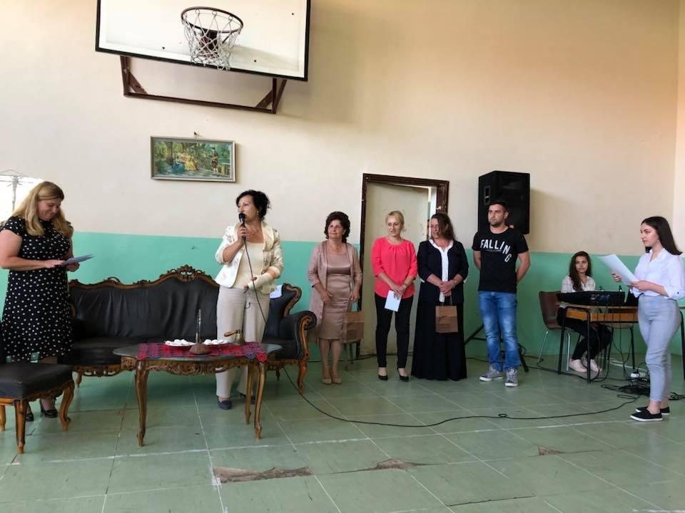 "Obeležen Dan Srednje stručne škole ""Dušan Trivunac Dragoš"""