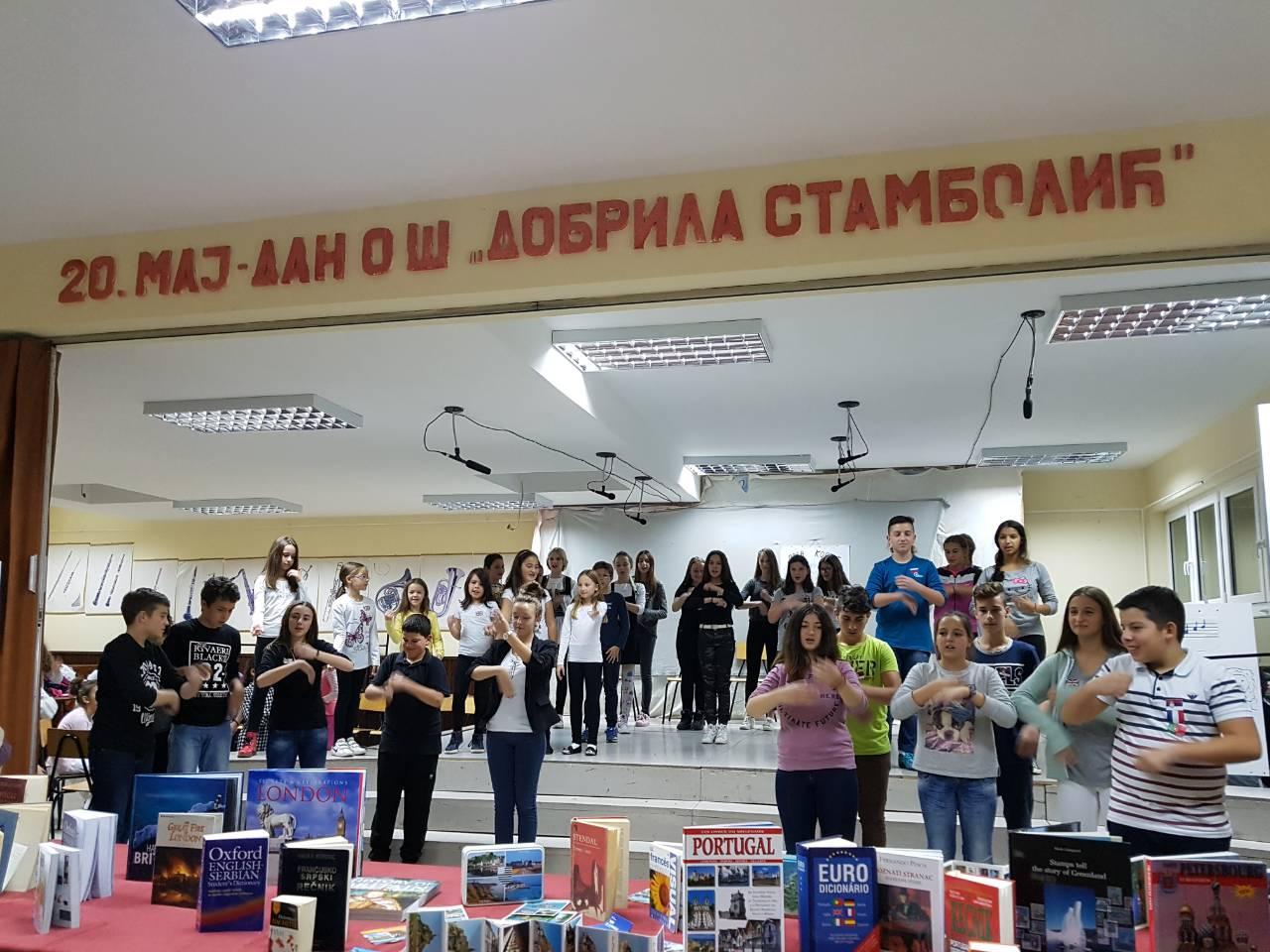 """Humanitarna priredba za pomoć učeniku OŠ """"Dobrila Stambolić"""""""