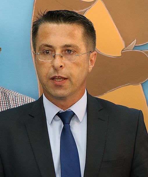 Direktor Dejan Miletić, foto: M.M.