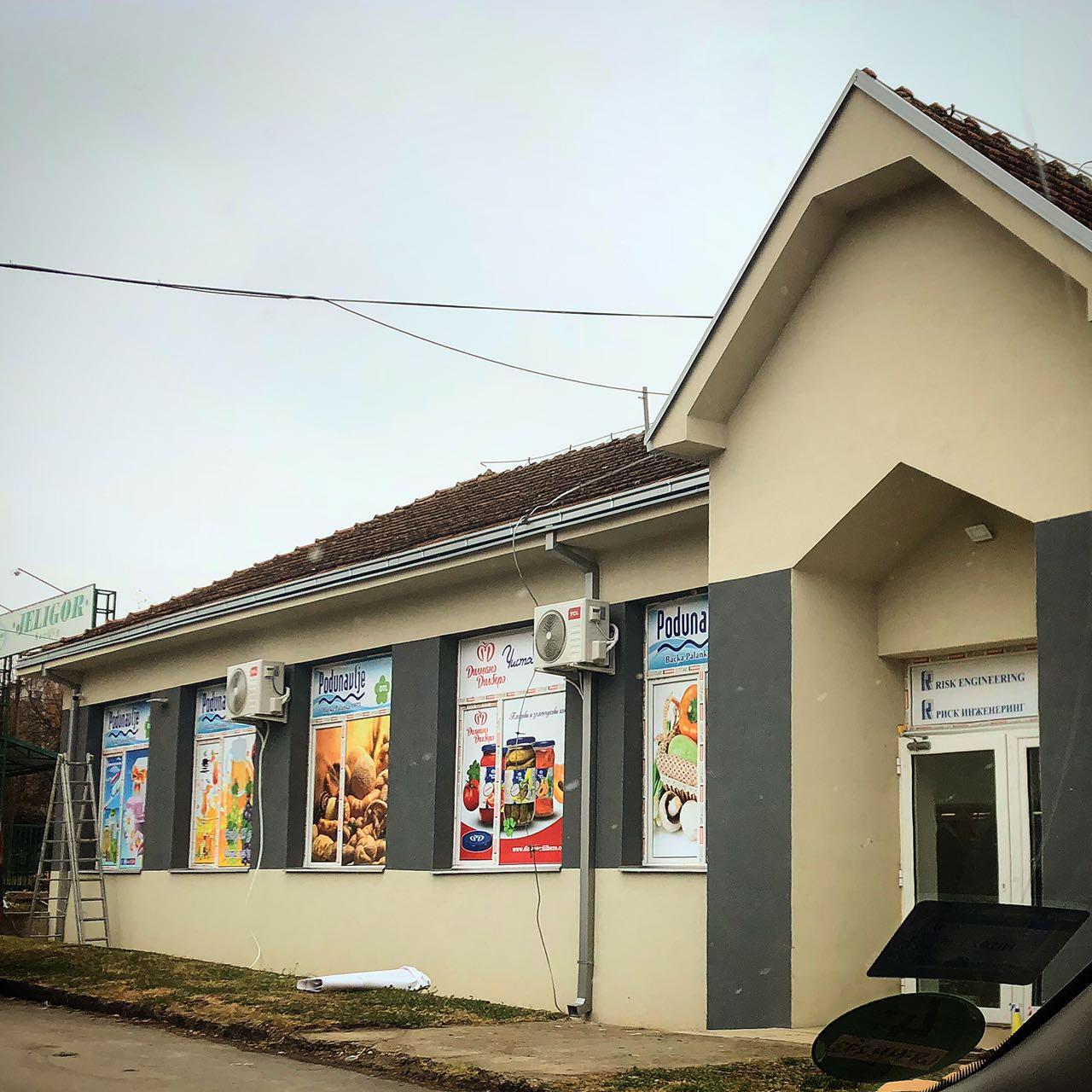 """AD PODUNAVLJE: Počinje sa radom Supermarket ''Dilmano Dilbero"""""""