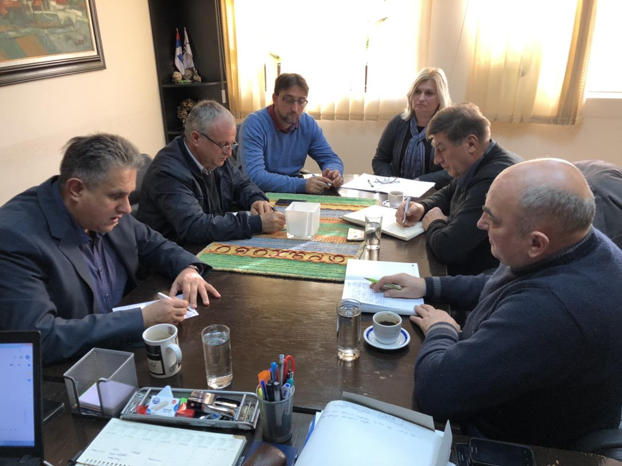 Sastanak sa predstavnicima Elektrodistribucije, Elektrotimok, foto: M.M.