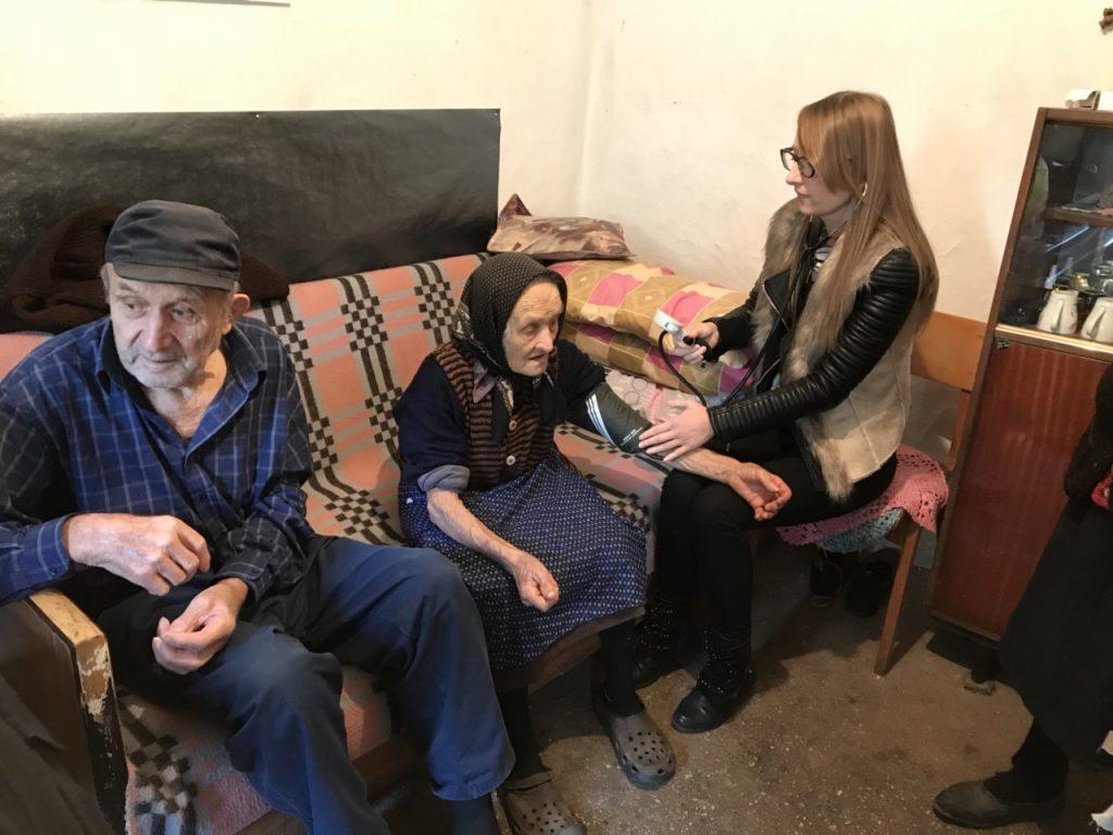 Zdravstveni pregledi u najudaljenijim selima svrljiške opštine