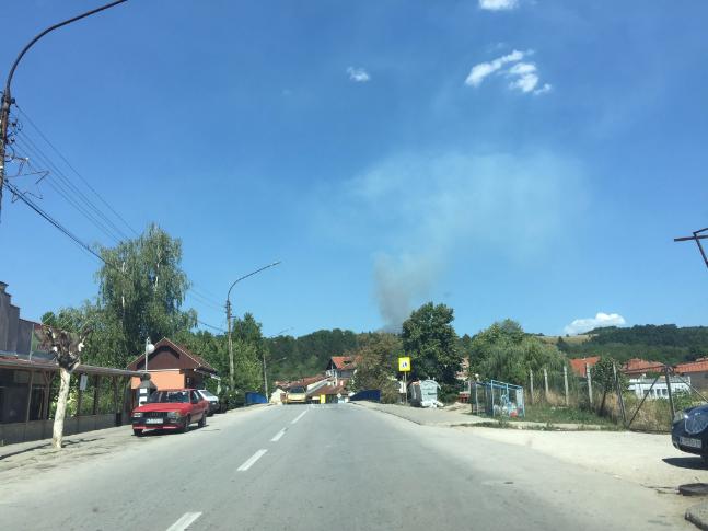Pogled iz Svrljiga, foto: M. Miladinović
