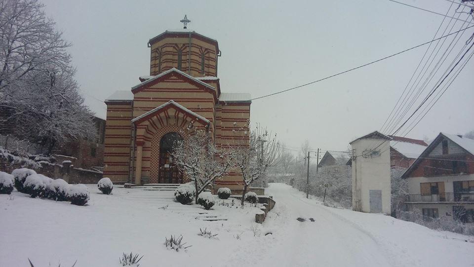 Hram Svetog Nikolaja u Drajincu