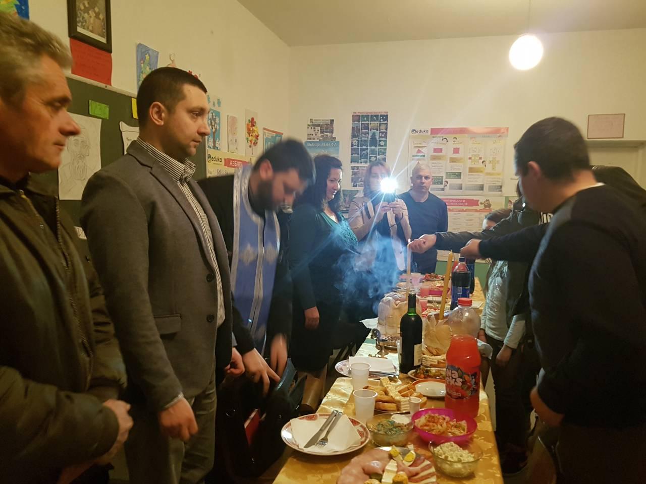 Sveti Sava proslavljen i u Drajincu