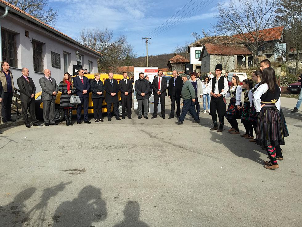 Pozorište na selu: Prva predstava u Drajincu