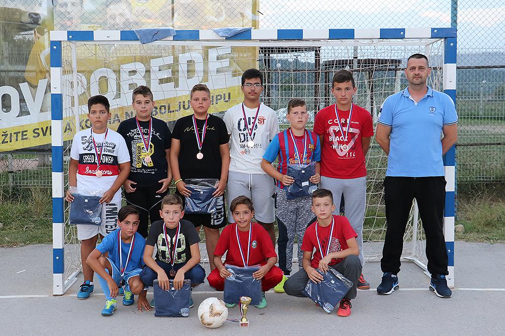 Svrljiški fudbaleri, foto: M. Miladinović