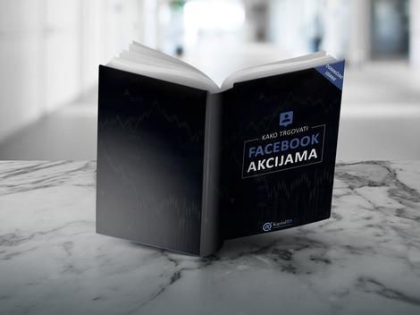 """Svim čitaocima Blica besplatna e-knjiga """"Kako trgovati akcijama Facebook-a"""""""