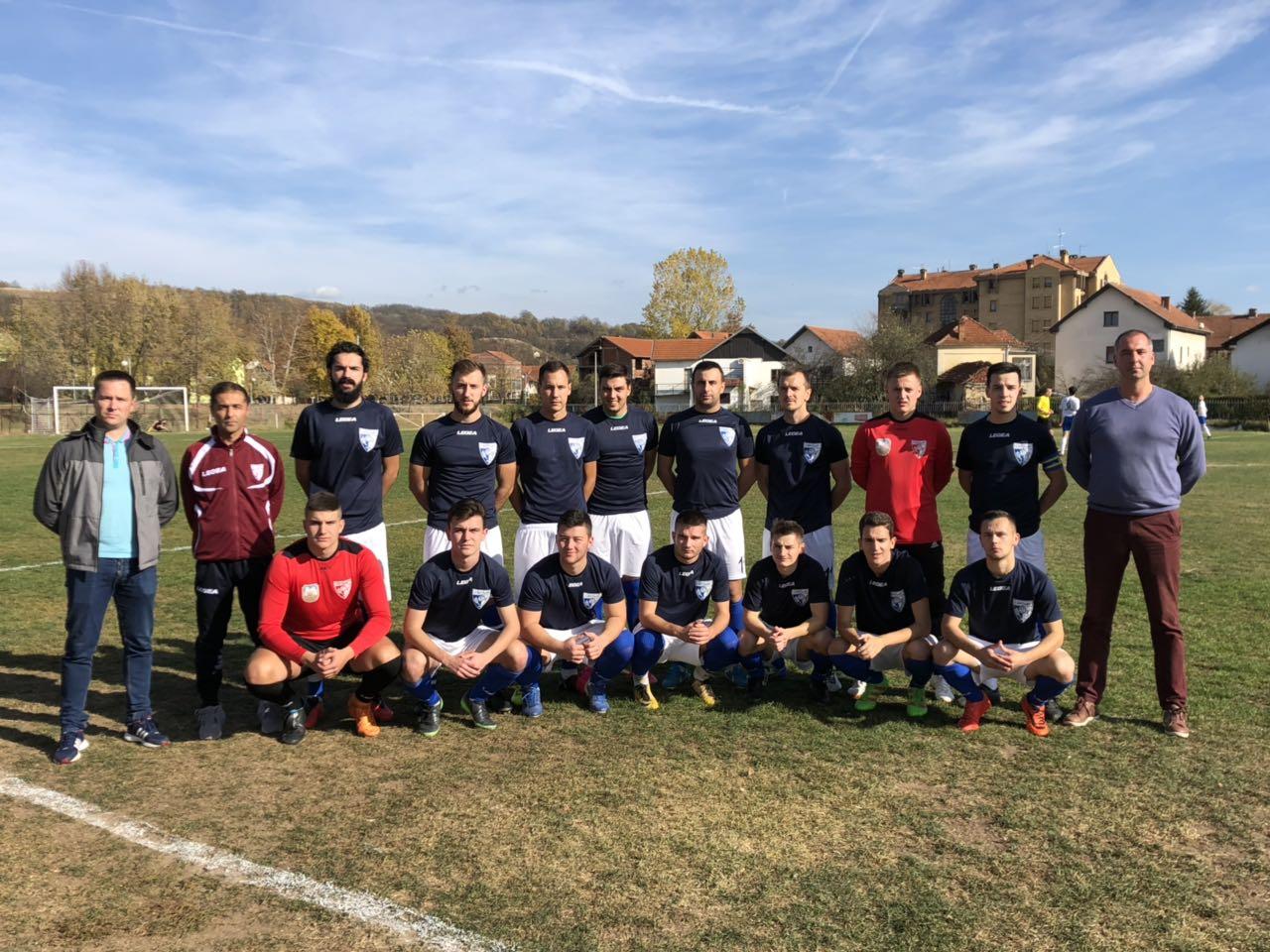 Fudbaleri FK ''Svrljig'', foto: M. Miladinović