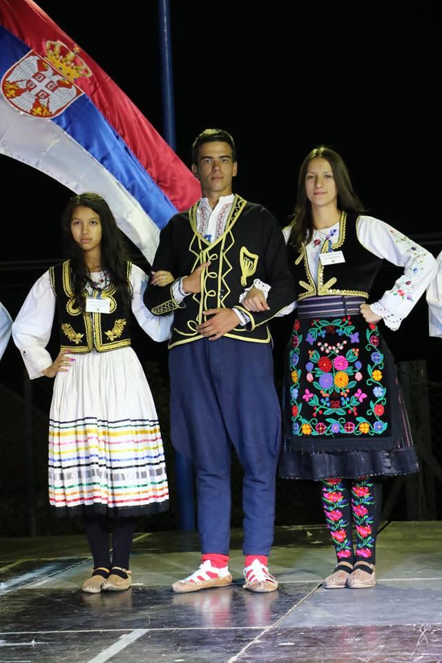 Počeli Međunarodni susreti folklornih ansambala u Drajincu