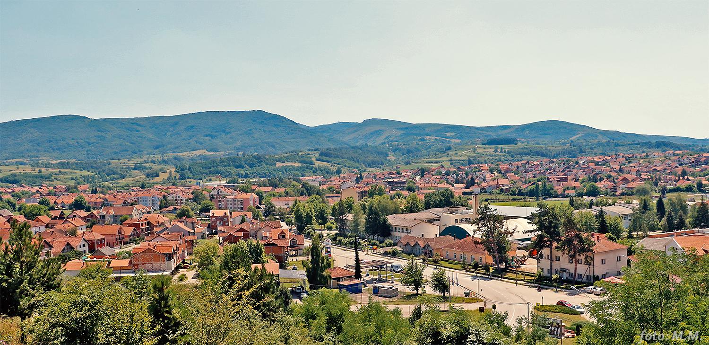 Panorama Svrljiga, foto: M.M.