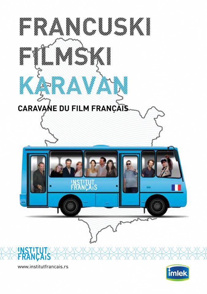 Vikend francuskog filma u Centru za turizam, kulturu i sport