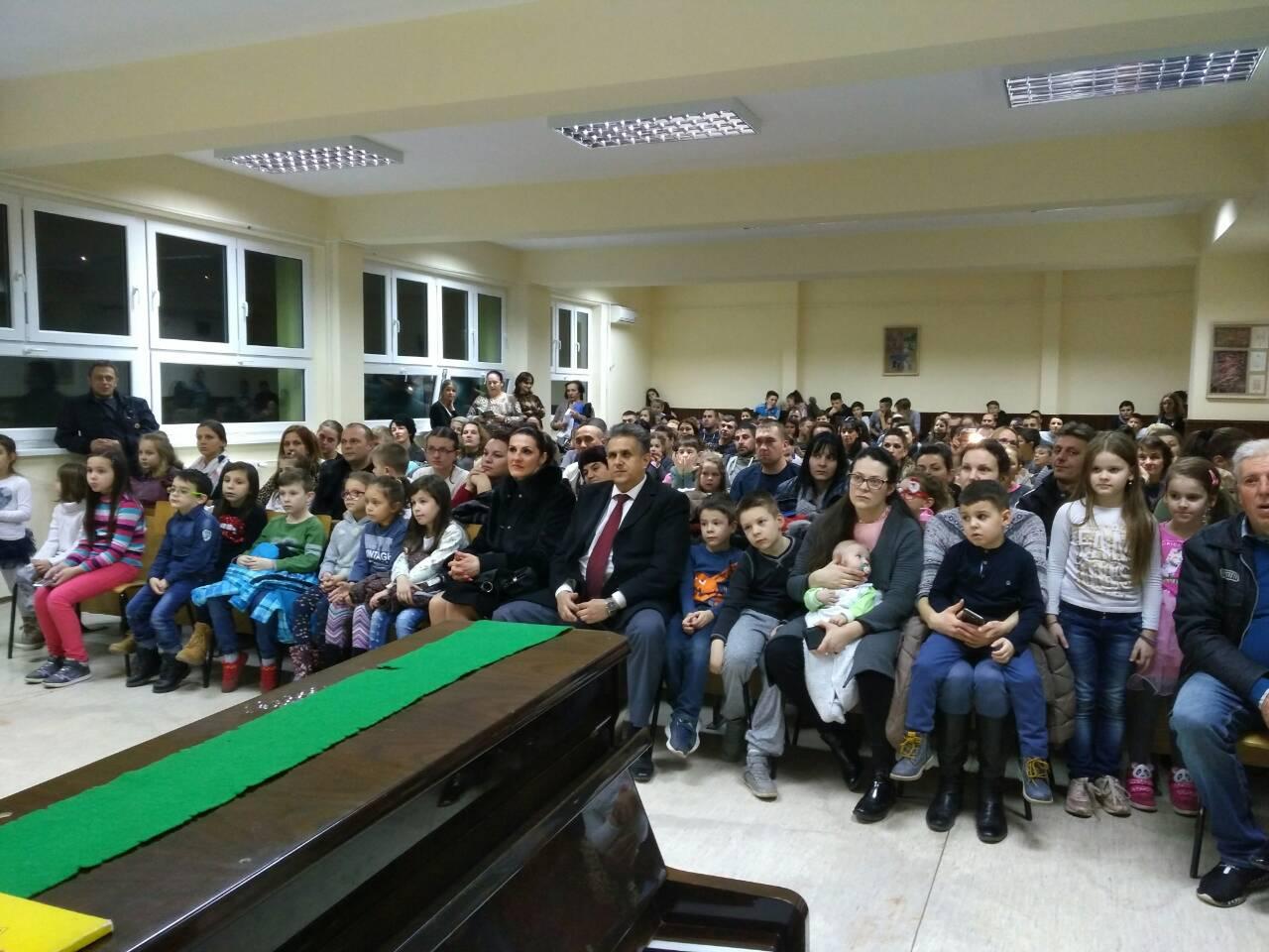 Održana humanitarna priredba u OŠ ''Dobrila Stambolić'' 2