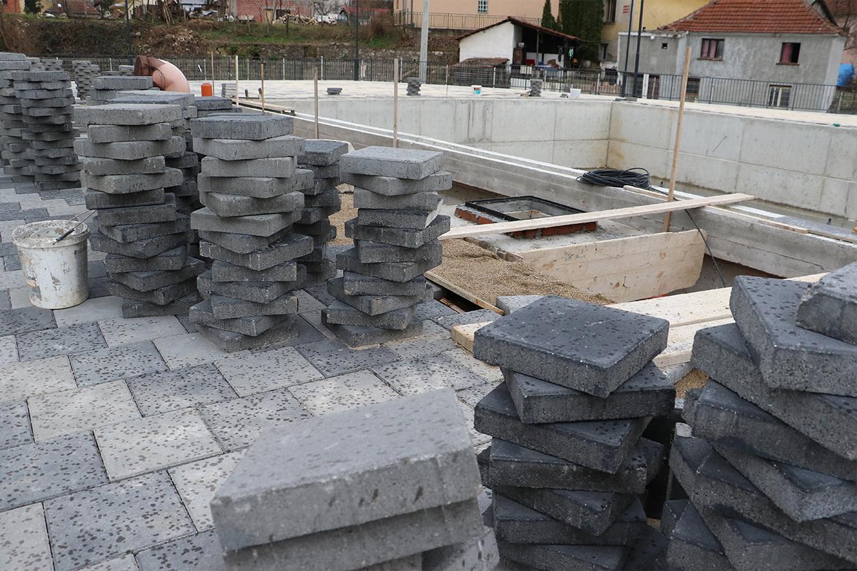 izgradnja bazena Svrljig